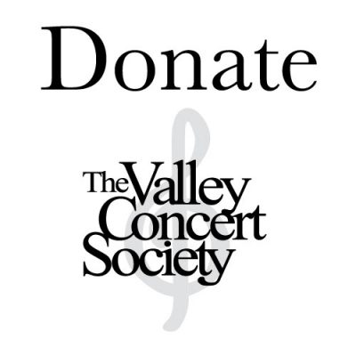 Support the Valley Concert Society