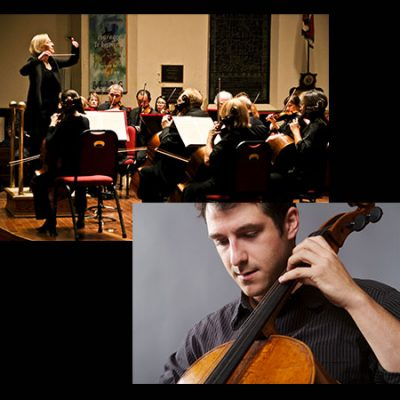 Manitoba Chamber Orchestra and Ariel Barnes